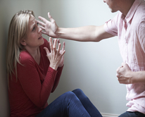 Common Assault Charges: Man Being Physically Abusive towards his female Partner